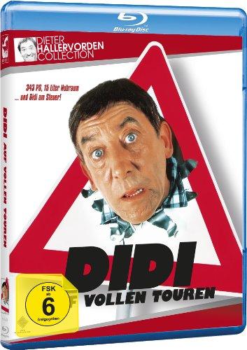Didi auf vollen Touren [Blu-ray]