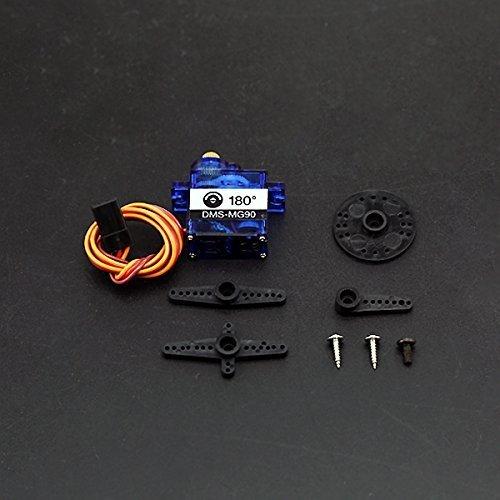 venel-electronic-component9g-metal-gear-micro-servoabs-high-strength-transparent-shellinternal-high-