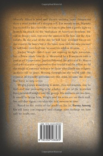Enemy Among Us: A Jordan Wright Thriller: Volume 1