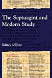img - for The Septuagint and Modern Study book / textbook / text book