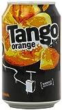 Tango Orange Can 330 Ml (pack Of 24)