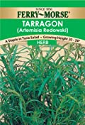 Ferry-Morse 1388 Tarragon Herb Seeds (100 Milligram Packet)