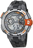 Armitron  Men's 40/8280ORG Sport Watch with Grey Resin Band