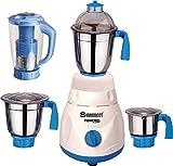 Sunmeet SM-MG16-34 4 Jars 600W Mixer Grinder