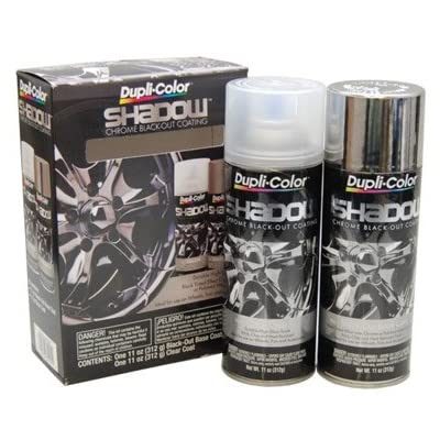 Heat Resistant Black Spray Paint For Chrome Exhaust Tips