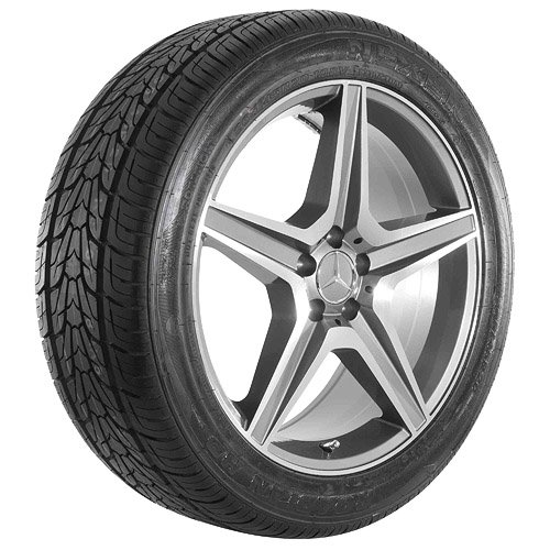 20 Inch GunMetal 615 Series Wheels Rims and Tires