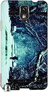 Timpax protective Armor Hard Bumper Back Case Cover. Multicolor printed on 3 Dimensional case with latest & finest graphic design art. Compatible with Samsung Galaxy Note 3 / N9000 Design No : TDZ-28260