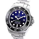 [ロレックス] ROLEX シードゥエラー ディープシー デイト ブラック文字盤 SS ルーレット G番 メンズ AT オートマ 腕時計 国内正規店購入 116660 [中古]
