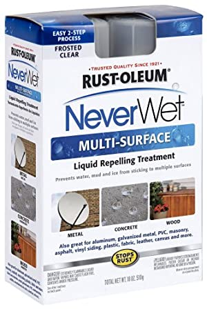 Rust Oleum 274232 Never Wet Multi Purpose Kit