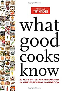 Book Cover: Ultimate Kitchen Handbook: The Insider's Guide to the Best Tools, Techniques, and Ingredients You Need to Become a Great Cook