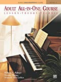 Adult All-in-one Course Book 1 --- Piano - Palmer, Manus & Lethco --- Alfred Publishing