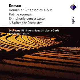 Enescu : Orchestral Suite No.2 in C major Op.20 : I Overture