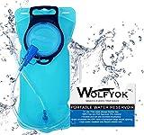 Poche à Eau d'Hydratation,Wolfyok