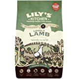 Lily's Kitchen Lovely Lamb with Peas and Parsley Dry Food for Dogs, 2.5 Kg