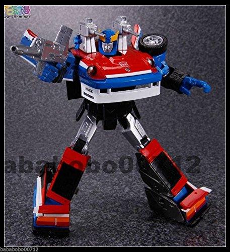 NEW TAKASA TONY Transformers Masterpiece CMP19 Smokescreen G1 figure in stock KO (Omega Supreme G1 compare prices)