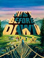 Just Before Dawn [VHS Retro Style DVD] 1981