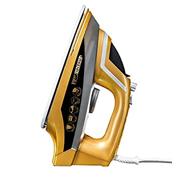JML Phoenix Gold Ceramic V161steam iron summary - Which?