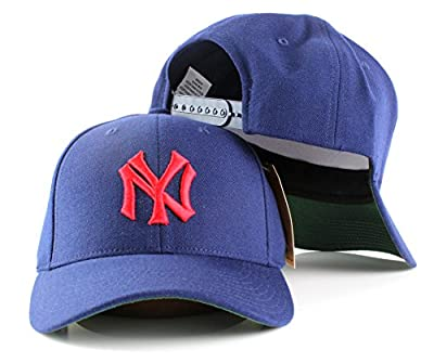 MLB American Needle Cooperstown Tradition Wool Adjustable Snapback Hat