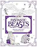 img - for Fantastic Beasts and Where to Find Them: Magical Creatures Coloring Book book / textbook / text book