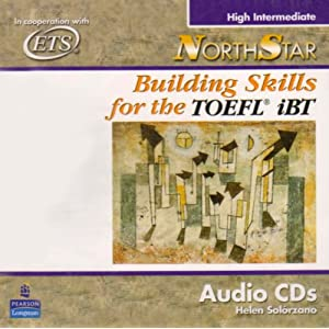 NorthStar Building Skills for the TOEFL iBT - High Intermediate