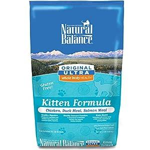 Natural Balance Whole Body Health Dry Kitten Formula