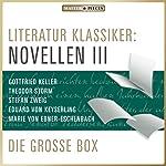 Literatur Klassiker: Novellen III |  div.