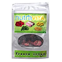 Nutra-Vita Freeze Dried Jamun(Black Plum) 50 GR
