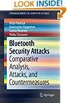 Bluetooth Security Attacks: Comparati...