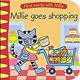 Millie Goes Shopping (Millie Board Books)