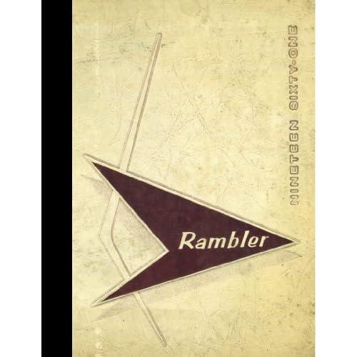 (Reprint) 1961 Yearbook: Washington High School, Indianapolis, Indiana Washington High School 1961 Yearbook Staff