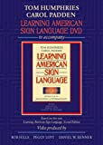 Learning American Sign Language DVD to accompany Learning American Sign Language - Levels 1 & 2 Beginning and Intermediate, 2nd Edition
