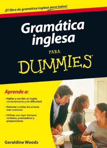 GRAMATICA INGLESA PARA DUMMIES