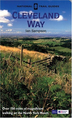 Cleveland Way (National Trail Guides)