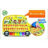 Leapfrog Touch Magic - Jeu interactif - Le Bus des Animaux