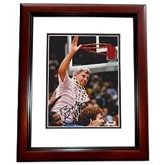 Bobby Knight Autographed Hand Signed Indiana Hoosiers 8x10 Photo - MAHOGANY CUSTOM...