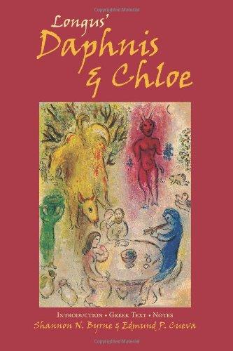 Longus' Daphnis & Chloe (Greek Edition) (English and...