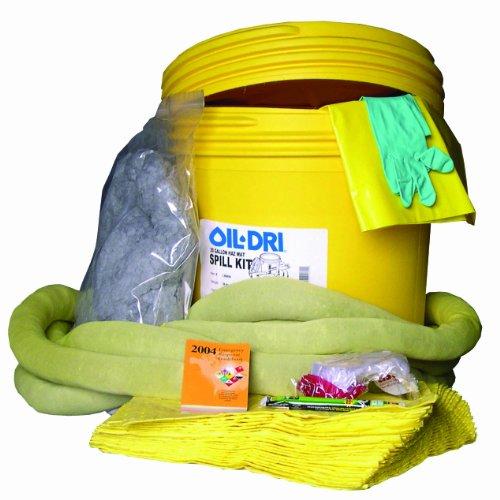 Oil-Dri L90894 20 gallon Hazardous Material Spill Kit