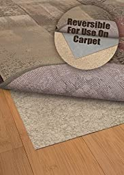 All-Surface Non-skid Area Rug Pad for 4-Feet by 6-Feet Rug