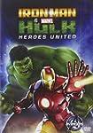 MOVIE-IRON MAN HULK - HEROES UNITED