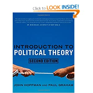 An Introduction to Political Theory by John Hoffman and Paul Graham