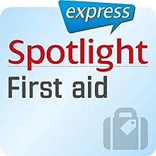 Spotlight express - Reisen: Wortschatz-Training Englisch - Erste Hilfe Audiobook by  div. Narrated by  div.