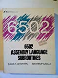 6502 assembly language subroutines