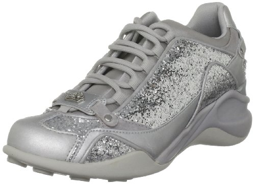 Fornarina Women's Special Silver Walking Shoes Pefse6432Wga9000 5.5 UK, 39 EU