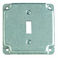 Thomas & Betts RS930 Square Box Cover-4