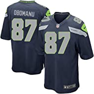 Ben Obomanu Seattle Seahawks Navy Blue NFL Youth NIKE Replica Jersey