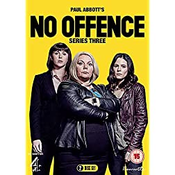 No Offence: Series Three