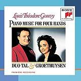 : Gouvy: Piano Music for Four Hands