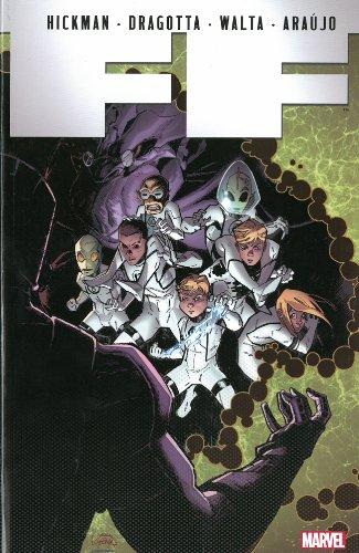 Ff By Jonathan Hickman 04 (Fantastic Four)