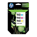 HP 940 Color Combo Pack for The