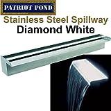 Patriot Steel Elegance STE24W White Lighted 24